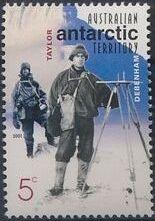 Australian Antarctic Territory 2001 Centenary of the Australians in the Antarctic e.jpg
