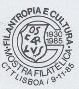 Portugal 1985 Philanthropy and Culture-Philatelic Exhibition PMa