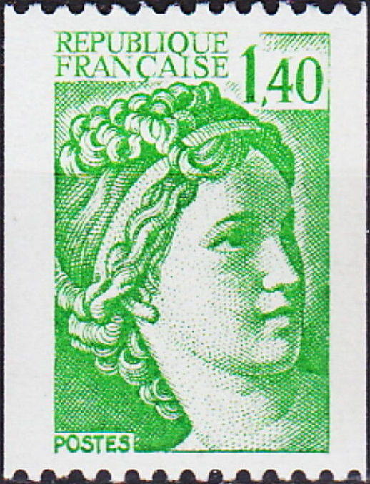 France 1981 Sabine (Republique Française) d.jpg