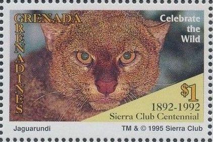 Grenada Grenadines 1995 100th Anniversary of Sierra Club - Endangered Species d.jpg
