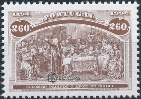 Portugal 1992 500th Anniversary of the Discovery of America b.jpg