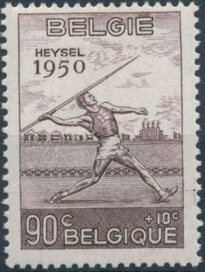 Belgium 1950 European Athletic Games b.jpg