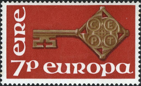 Ireland 1968 Europa a.jpg