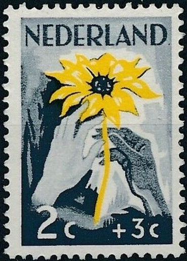 Netherlands 1949 Surtax for Red Cross and for Indonesia Relief Work a.jpg