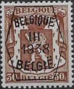 Belgium 1938 Coat of Arms - Precancel (3rd Group) d.jpg