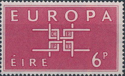 Ireland 1963 Europa