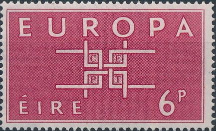 Ireland 1963 Europa a.jpg