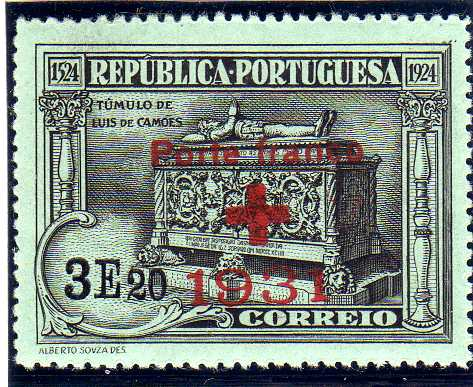 Portugal 1931 Red Cross - 400th Birth Anniversary of Camões f.jpg