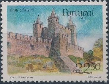 Portugal 1986 Castles and Arms (1st Group) a.jpg