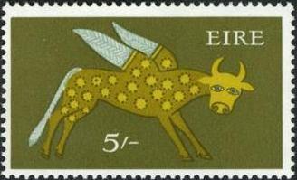Ireland 1969 Old Irish Animal Symbols l.jpg