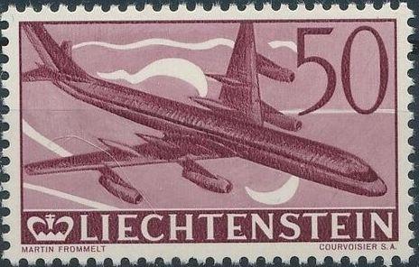 Liechtenstein 1960 Aircrafts c.jpg