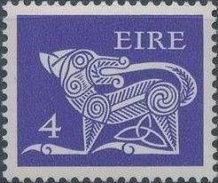 Ireland 1971 Old Irish Animal Symbols h.jpg