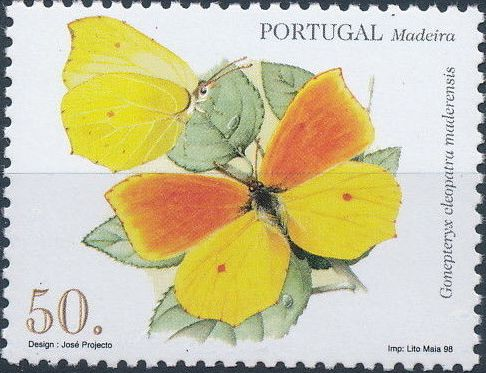 Madeira 1998 Insects from Madeira Island (2nd Issue)