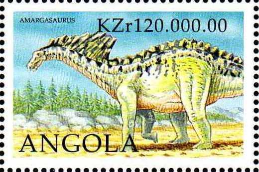 Angola 1998 Prehistoric Animals (3rd Group) f.jpg