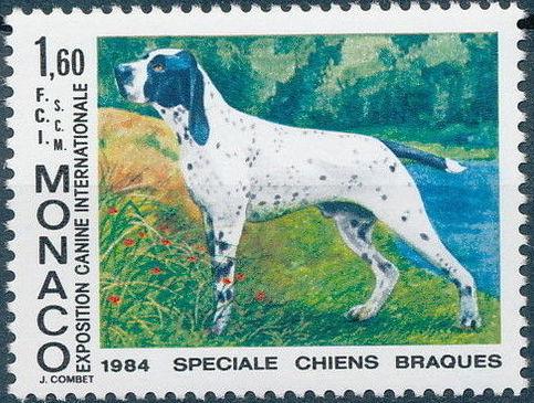 Monaco 1984 International Dog Show, Monte Carlo