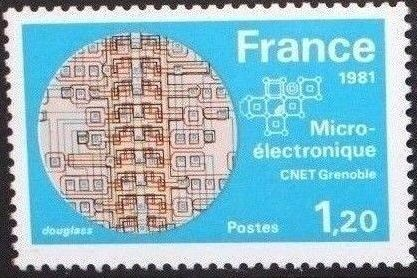 France 1981 Science and Technology