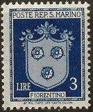 San Marino 1945 Coat of Arms i.jpg