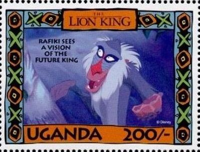Uganda 1994 The Lion King n.jpg