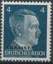 German Occupation-Ukraine 1941 Stamps of German Reich Overprinted in Black c.jpg