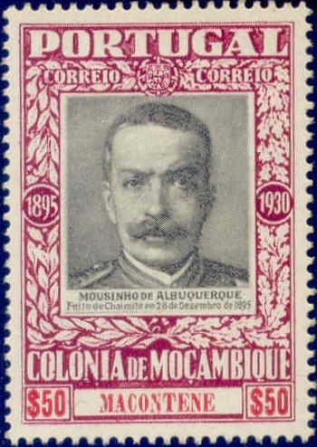 Mozambique 1930 Victories of Mouzinho de Albuquerque