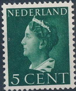 Netherlands 1940 Queen Wilhelmina