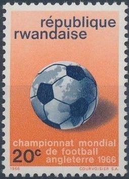 Rwanda 1966 Football World Cup - England
