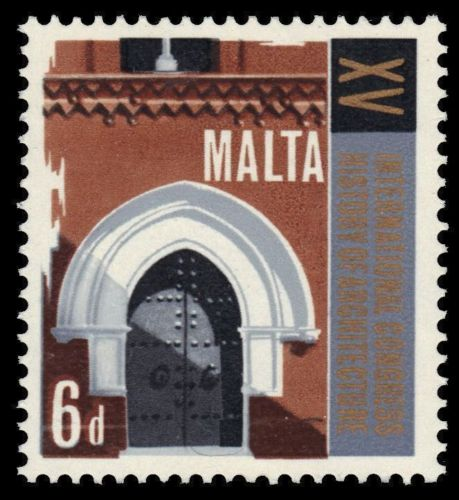 Malta 1967 15th Congress of the History of Architecture b.jpg