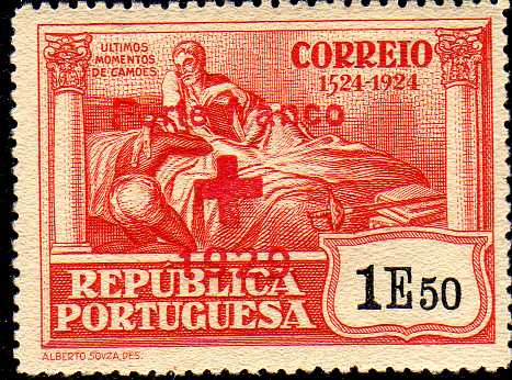 Portugal 1929 Red Cross - 400th Birth Anniversary of Camões d.jpg