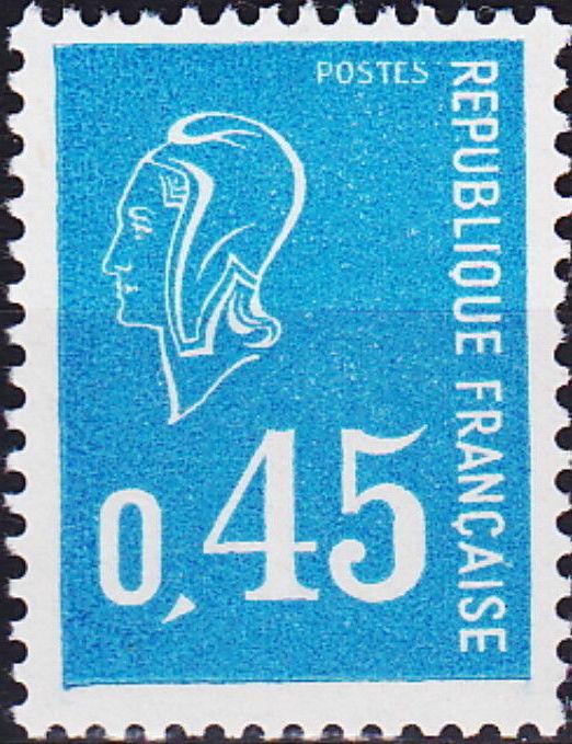 France 1971 Marianne de Béquet (2nd Issue)