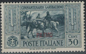 Italy (Aegean Islands)-Patmo 1932 50th Anniversary of the Death of Giuseppe Garibaldi d.jpg