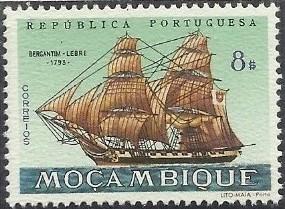 Mozambique 1963 Development of Sailing Ships o.jpg