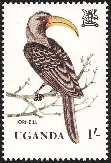 Uganda 1982 Birds