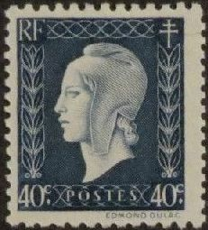 France 1945 Marianne de Dulac (2nd Issue) c.jpg