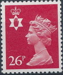 Great Britain - Northern Ireland 1982 Machins d.jpg