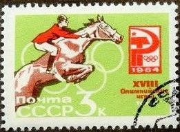 Soviet Union (USSR) 1964 Olympic Games Tokyo a.jpg