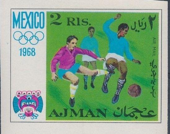 Ajman 1968 Olympic Games - Mexico m.jpg