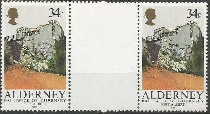 Alderney 1986 Alderney Forts GPd.jpg