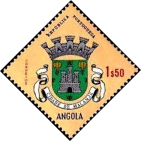 Angola 1963 Coat of Arms - (1st Serie) f.jpg