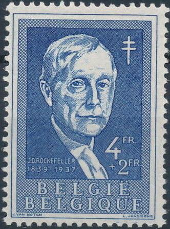 Belgium 1955 Surtax for Anti-tuberculosis Works f.jpg