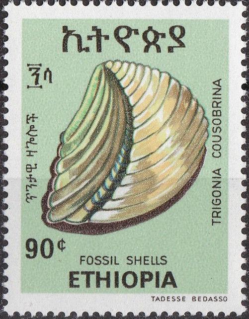 Ethiopia 1977 Fossil Shells e.jpg