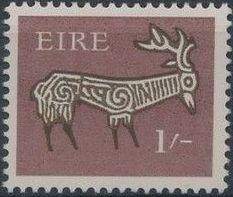 Ireland 1969 Old Irish Animal Symbols j.jpg