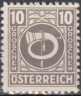 Austria 1945 Posthorn g.jpg
