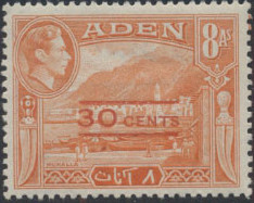Aden 1951 King George VI Pictorials with New Values e.jpg