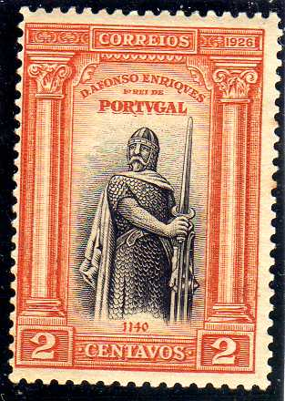 Portugal 1926 1st Independence Issue
