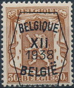 Belgium 1938 Coat of Arms - Precancel (12th Group) d.jpg