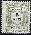 Guinea, Portuguese 1904 Postage Due Stamps