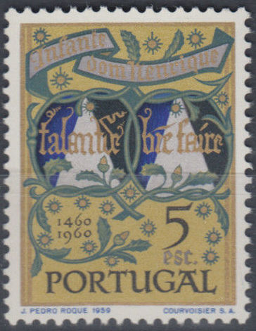 Portugal 1960 500th Anniversary of the Death of Prince Henrique the Sailor d.jpg