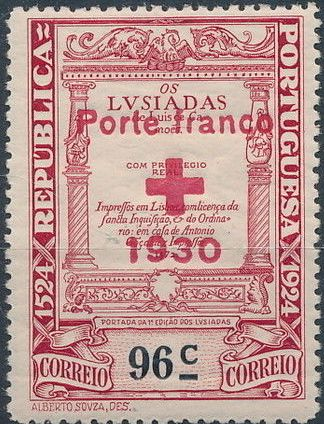 Portugal 1930 Red Cross - 400th Birth Anniversary of Camões c.jpg