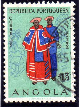 Angola 1957 Indigenous Peoples of Angola c.jpg