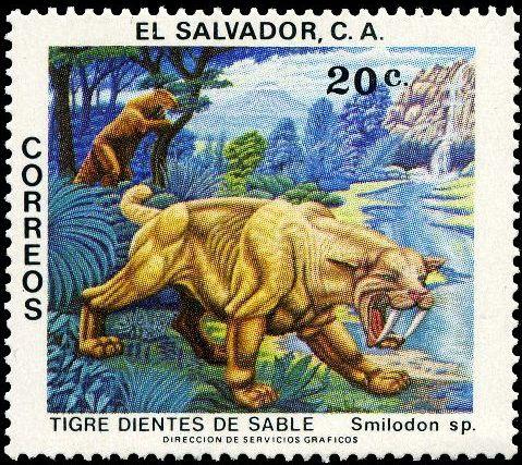El Salvador 1979 Prehistoric Animals b.jpg